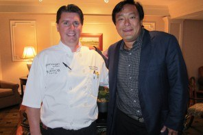 Chef Ming Tsai Visits The Radnor and Glenmorgan