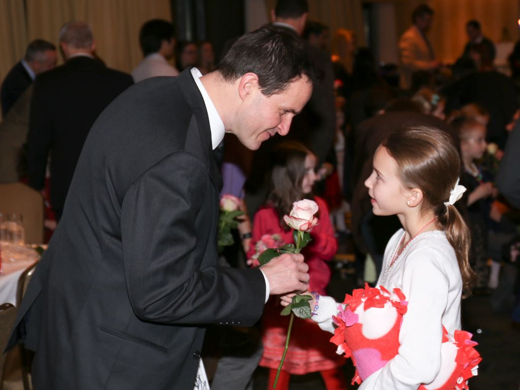The 5th Annual Daddy Daughter Valentines Dance At The