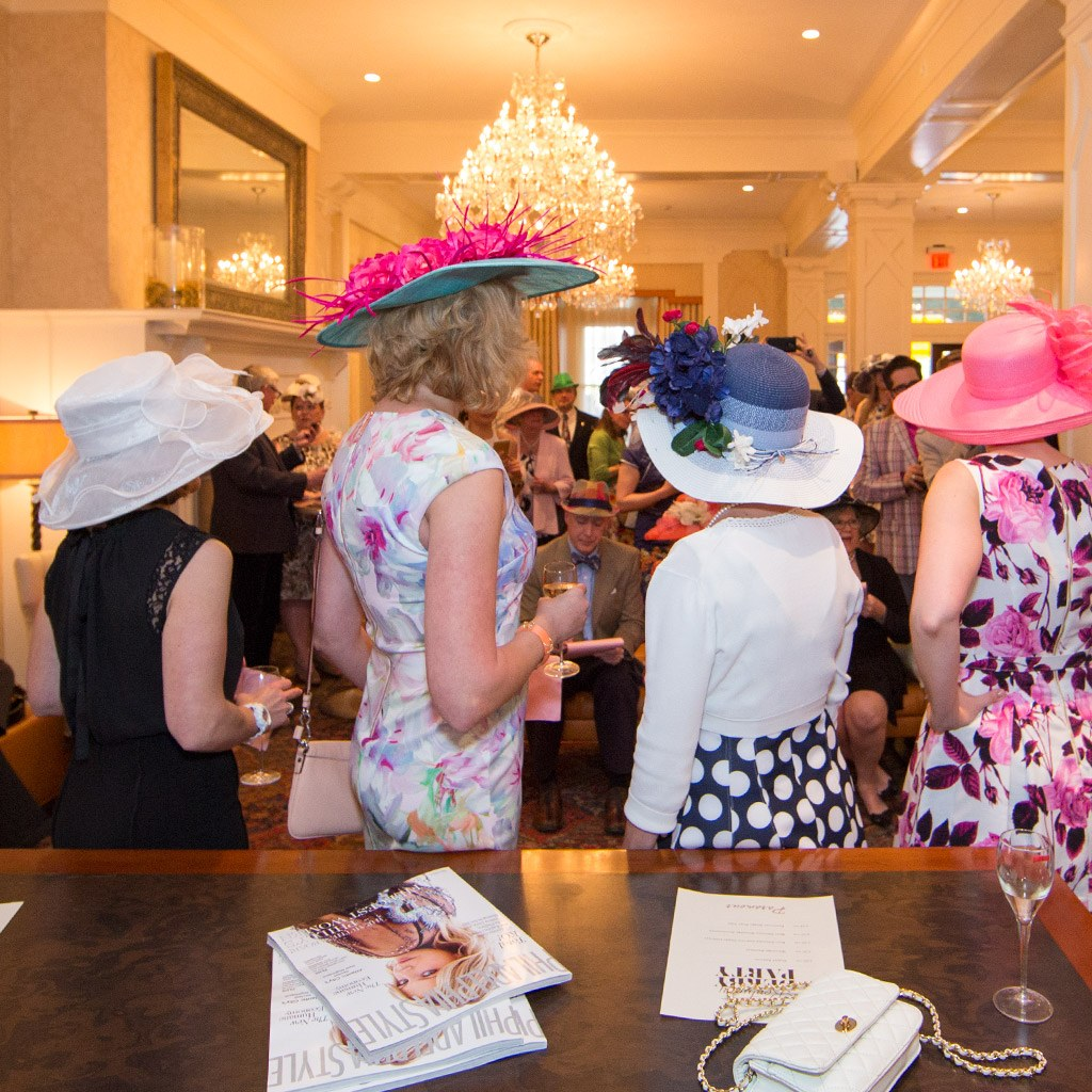 5th Annual Kentucky Derby Party at Paramour