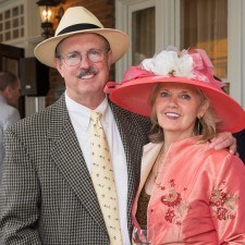 Steve & Kathy Bajus (Wayne Hotel and Paramour Owner)