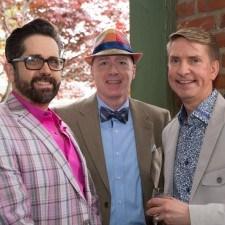 Brett Smith, Bill Doerler, Joe Sutton