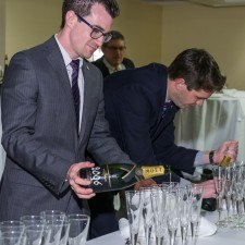Chaine des Rotisseurs Best Young Sommelier Competition 2016