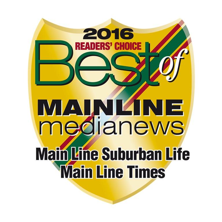 Main Line Media News Readers' Choice Awards 2016