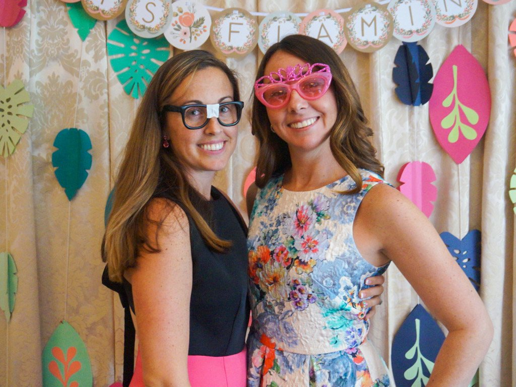 Kathleen's Bridal Shower at The Radnor