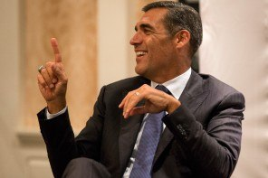 Championship Chalk Talk with Jay Wright and Steiner Sports at The Radnor