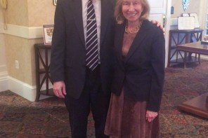 Historian Doris Kearns Goodwin visits the Wayne Hotel