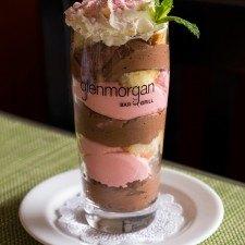 Dark Chocolate & Peppermint Trifle
