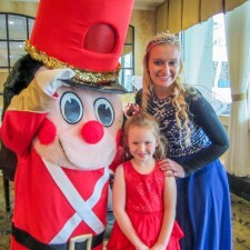 Children's Holiday Tea at The Radnor 2016