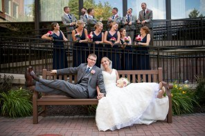 Alayna and Will's Wedding at The Radnor