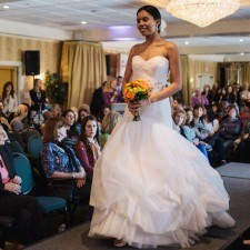 Enjoy an entertaining Fashion Show at the Main Line Bridal Event