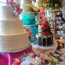 Cakes & Candies by Maryellen was a sweet spot at the Main Line Bridal Event