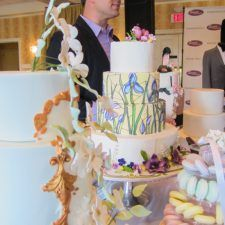The Master's Baker at the Main Line Bridal Event