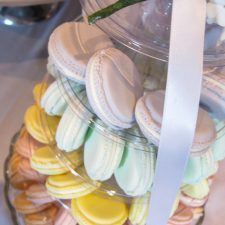 Sweet Treats from The Master's Baker at the Main Line Bridal Event