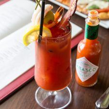 Build-your-own Bloody Mary