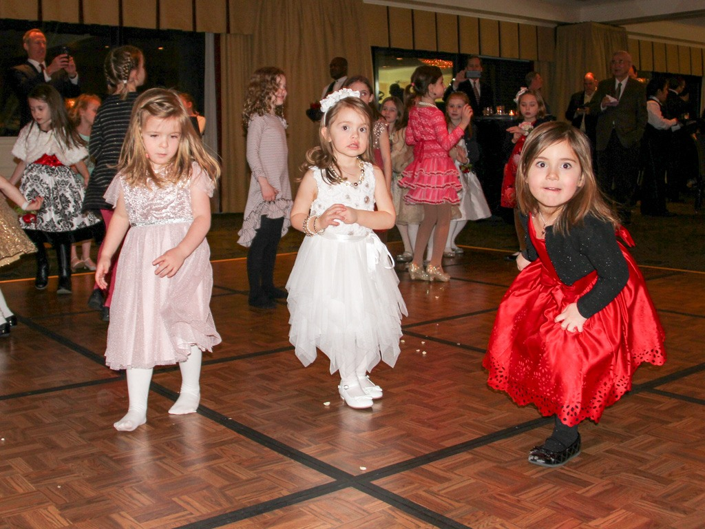 The 6th Annual Daddy Daughter Valentine's Dance at The Radnor