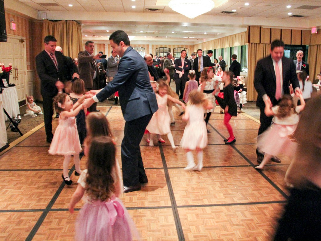 The 6th Annual Daddy Daughter Valentine's Dance at The Radnor