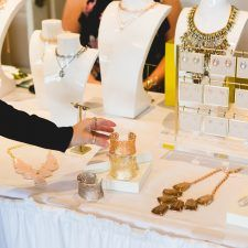 Kendra Scott Jewelry at the Main Line Bridal Event