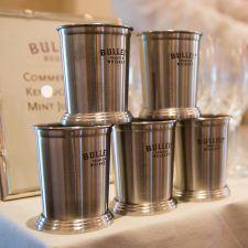 Bulleit Bourbon Mint Julep Cups