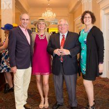 Tom & Carol O'Brien, John (President of Radnor Educational Foundation) & Marie Reilly