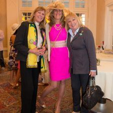 Joanne Belmont, Sheri DeMaris, Kathy Apfelbaum