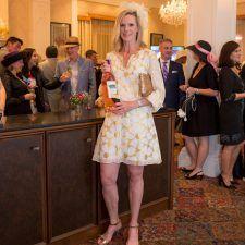 Women's Best Dressed 3rd Place Winner Julie Kelly