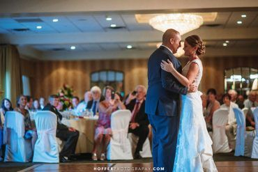 Elizabeth & Matt's Wedding at The Radnor