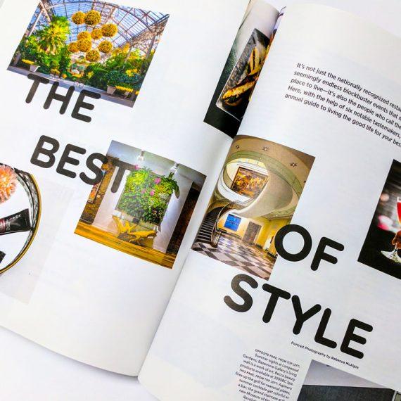 Philadelphia Style Magazine's Best Of Style 2017