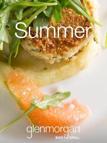 Summer Menu at Glenmorgan