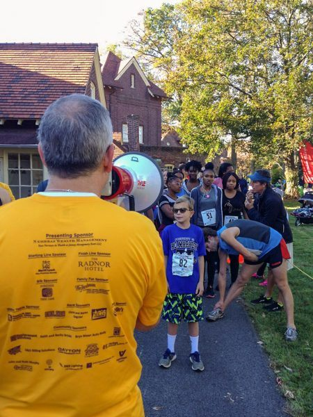 It Takes theVillage 5K Run Starting Line Announcements
