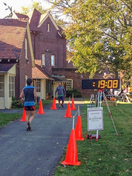 It Takes theVillage 5K Run First Place Finisher