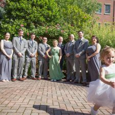 Jenny & Trevor's Wedding at The Radnor