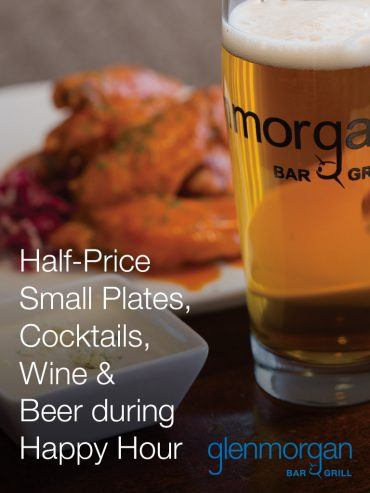 Half-Price Happy Hour at Glenmorgan