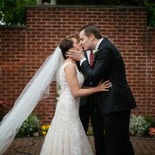 Erin & Frank's Wedding at The Radnor