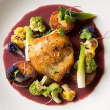 Pan-Seared Grouper