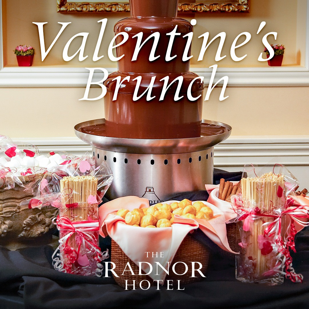 Valentine's Brunch at The Radnor