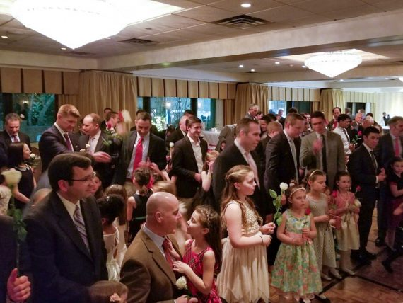 7th Annual Daddy Daughter Valentine's Dance at The Radnor