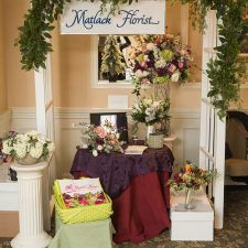 Matlack Florist at the Main Line Bridal Event