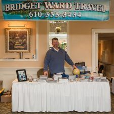 Bridget Ward Travel at the Main Line Bridal Event