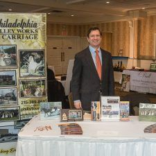 Philadelphia Trolley Works & 76 Carriage Co. at the Main Line Bridal Event