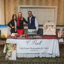 C. Pruett Photography & Video at the Main Line Bridal Event