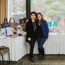 Stella & Dot Stylists at the Main Line Bridal Event