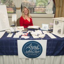 Argus Printing & Invitation Studio at the Main Line Bridal Event