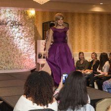 The Main Line Bridal Event Fashion Show with Van Cleve Bridal