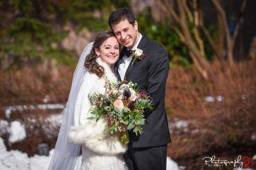 Danielle & Andrew's Wedding at The Radnor