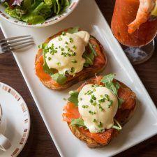 Paramour Eggs Benedict