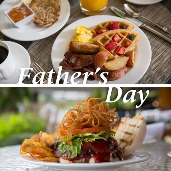 Father's Day Dining at The Radnor and Glenmorgan