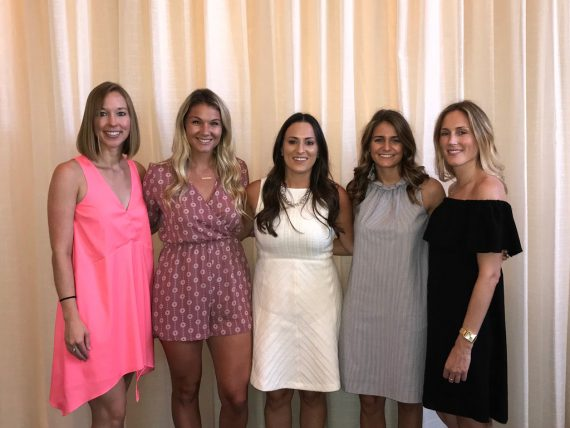 Kristen's Bridal Shower at Paramour