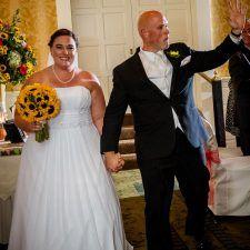 Megan & Ben's Wedding at The Radnor