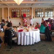Children's Holiday Tea at The Radnor 2017