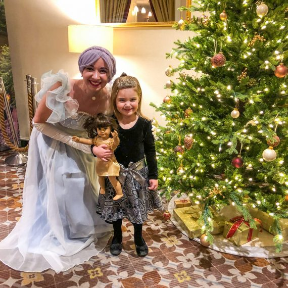 Children's Holiday Tea at The Radnor 2018
